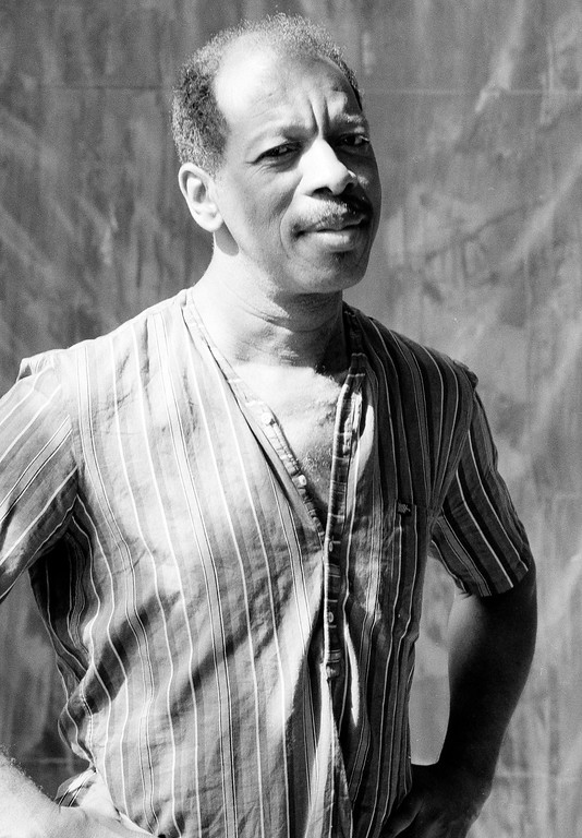 . Jazz musician and composer Ornette Coleman is seen in New York, June 21, 1985. (AP Photo/Mario Suriani)