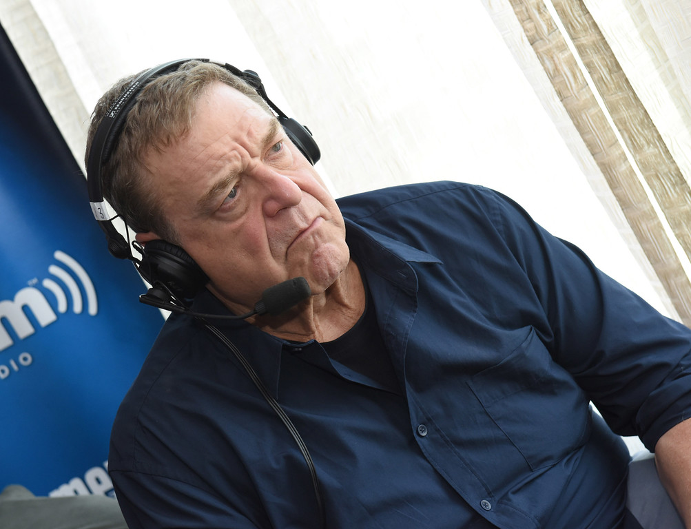 . SAN DIEGO, CA - JULY 23:  Actor John Goodman attends SiriusXM\'s Entertainment Weekly Radio Channel Broadcasts From Comic-Con 2016 at Hard Rock Hotel San Diego on July 22, 2016 in San Diego, California.  (Photo by Vivien Killilea/Getty Images for SiriusXM)