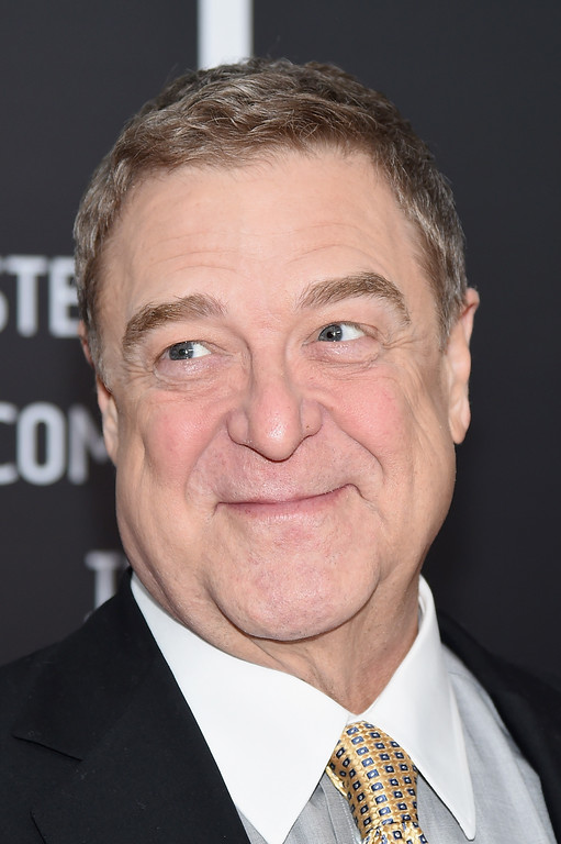". NEW YORK, NY - MARCH 08:  Actor John Goodman attends the ""10 Cloverfield Lane\"" New York premiere at AMC Loews Lincoln Square 13 theater on March 8, 2016 in New York City.  (Photo by Michael Loccisano/Getty Images)"