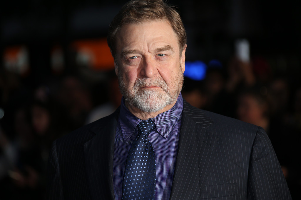 . John Goodman poses for photographers upon arrival at the premiere of the film Trumbo, as part of the London film festival in London, Thursday, Oct. 8, 2015. (Photo by Joel Ryan/Invision/AP)