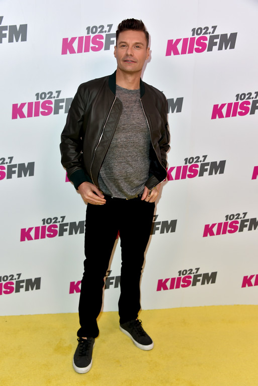 . CARSON, CA - MAY 13:  Ryan Seacrest attends 102.7 KIIS FM\'s 2017 Wango Tango at StubHub Center on May 13, 2017 in Carson, California.  (Photo by Frazer Harrison/Getty Images)