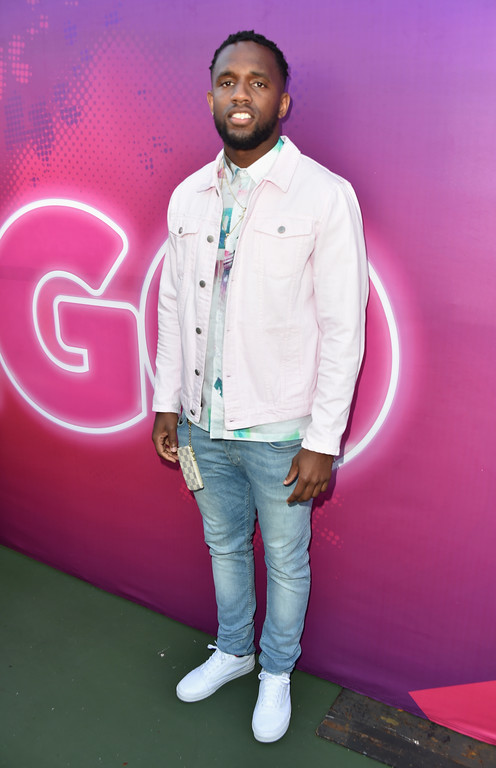 . CARSON, CA - MAY 13: Casey Hayward of the Los Angeles Chargers attends 102.7 KIIS FM\'s 2017 Wango Tango at StubHub Center on May 13, 2017 in Carson, California.  (Photo by Frazer Harrison/Getty Images)