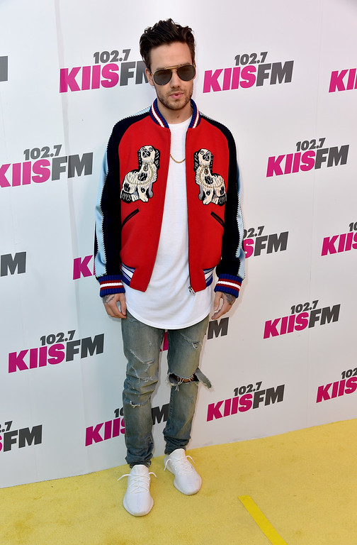 . CARSON, CA - MAY 13:  Liam Payne attends 102.7 KIIS FM\'s 2017 Wango Tango at StubHub Center on May 13, 2017 in Carson, California.  (Photo by Frazer Harrison/Getty Images)