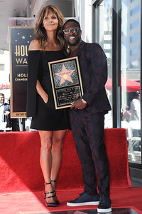 Kevin Hart Honored with Star on the Hollywood Walk of Fame