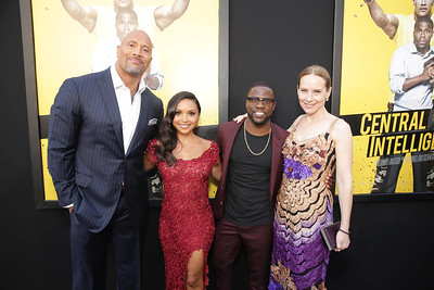 """New Line Cinema's Los Angeles Premiere of """"Central Intelligence"""""""