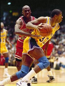 NBA Finals Bulls Lakers 1991