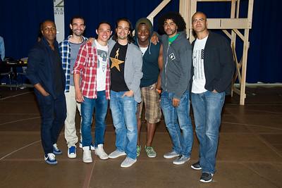 """""""Hamilton"""" Begins Broadway Rehearsals"""