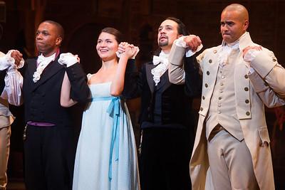 """""""Hamilton"""" Broadway Opening Night"""