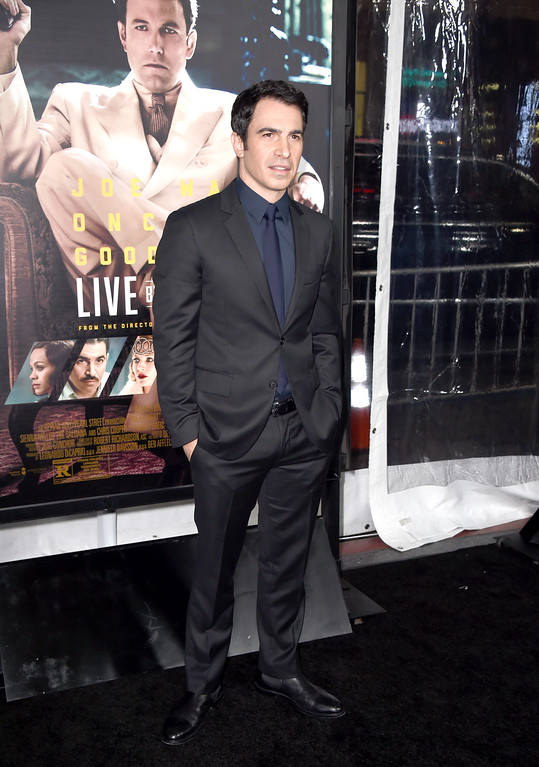 ". HOLLYWOOD, CA - JANUARY 09: Actor Chris Messina attends the premiere of Warner Bros. Pictures\' ""Live By Night\"" at TCL Chinese Theatre on January 9, 2017 in Hollywood, California.  (Photo by Frazer Harrison/Getty Images)"