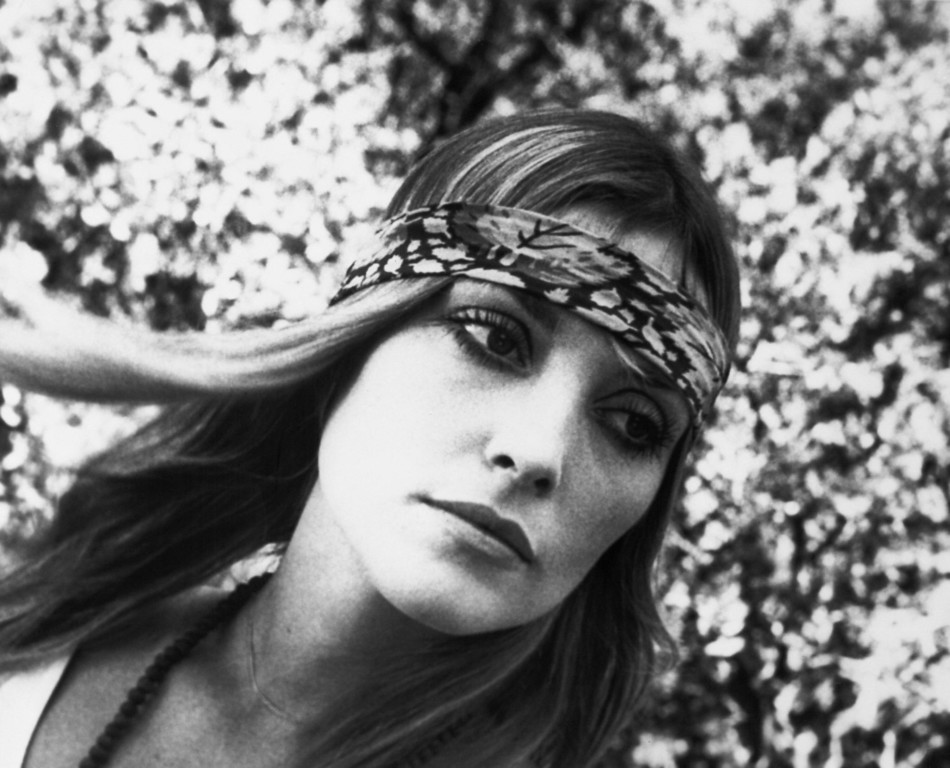 . Photo dated 1969 of American actress Sharon Tate, wife of director Roman Polanski, who was murderered, eight months pregnant, with four others persons in the couple\'s mansion in Beverly Hills 09 August 1969. Charles Manson and members of his cult were sentenced to death for these murders, but were spared the death penalty due to a Supreme Court ruling against capital punishment. August 9, 2009 marks the 40th anniversary of the brutal murders.     (STF/AFP/Getty Images)