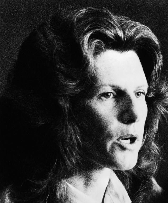 . Patricia Krenwinkel, shown, Sept., 1985. (AP Photo)