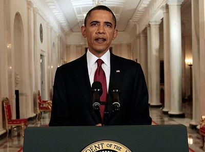 APTOPIX Bin Laden Obama