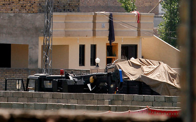 Pakistan Bin Laden Security