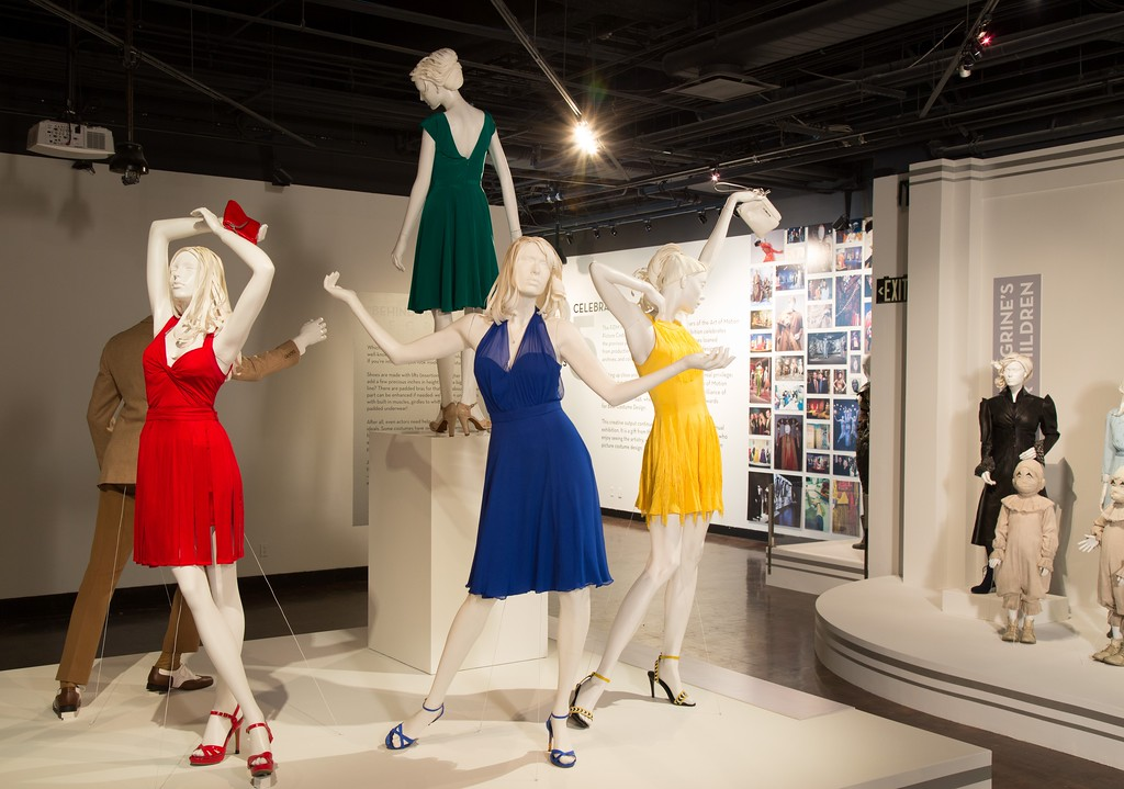 . �La La Land� is up for 14 awards including a possible Oscar nod in costume design for Mary Zophres who used vibrant primary colors in much of her work as a nod to the Technicolor movies of the past. (Courtesy of ABImages)