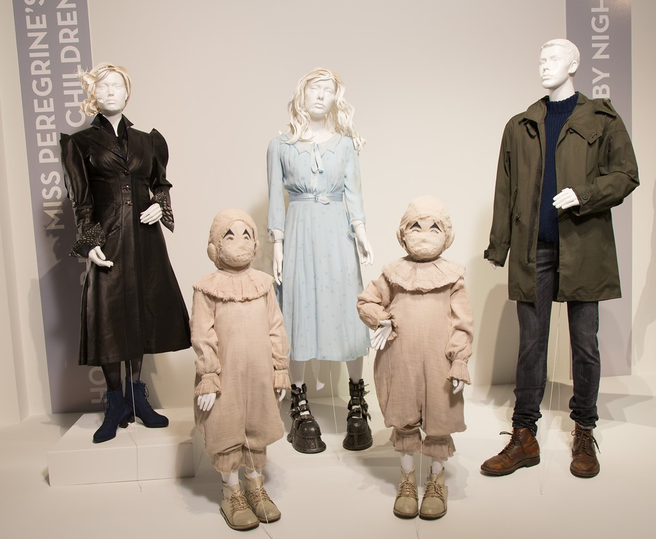 . Designer Colleen Atwood from �Miss Peregrine�s Home for Peculiar Children� n even paid particular attention to the clothes of two of the children. (Courtesy of ABImages)