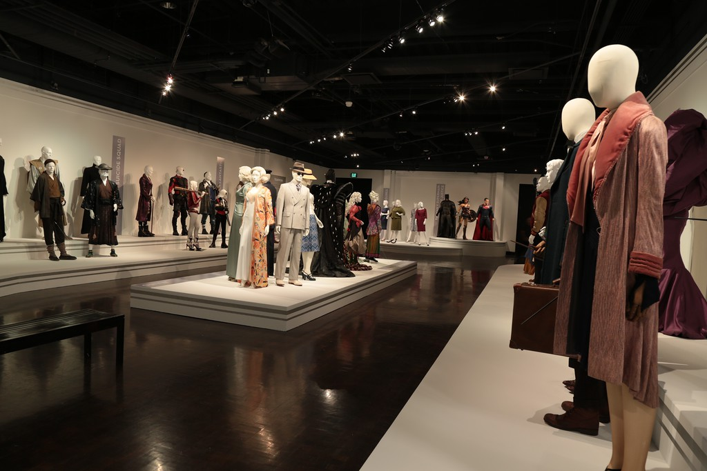. Admission is free to the exhibition where movie and art lovers are invited to view the amazing work of Hollywood costume designers up close. (Courtesy of ABImages)