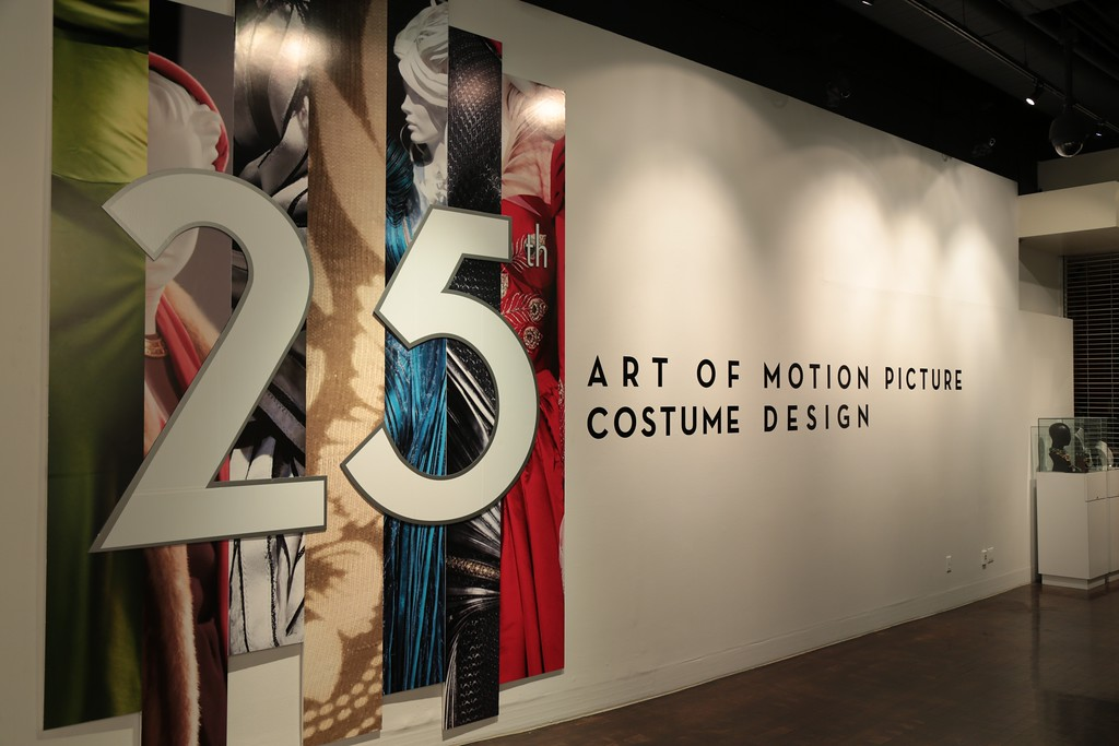 . This is the 25th annual �Art of the Motion Picture Costume Design�� for the Fashion Institute of Design & Merchandising. (Courtesy of ABImages)