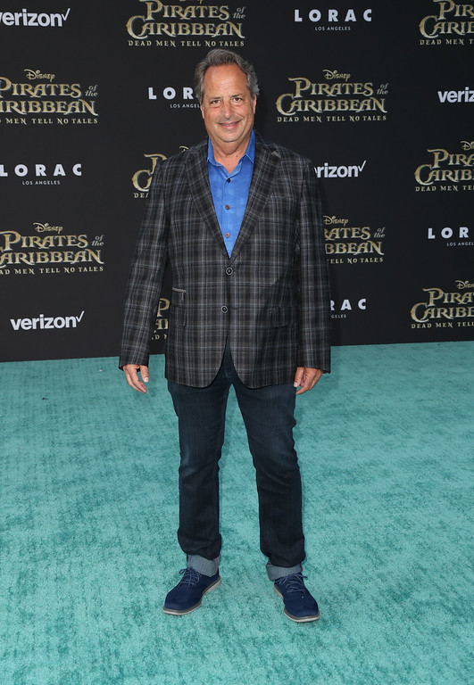 ". HOLLYWOOD, CA - MAY 18:  Jon Lovitz attends the premiere of Disney\'s ""Pirates Of The Caribbean: Dead Men Tell No Tales\"" at Dolby Theatre on May 18, 2017 in Hollywood, California.  (Photo by Frederick M. Brown/Getty Images)"