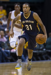 Pelicans Pacers Basketball