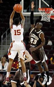 Lehigh USC Basketball