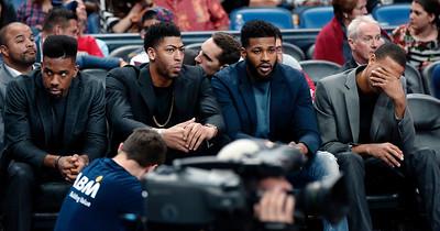 Suns Pelicans Basketball