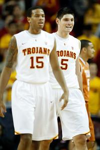 Texas USC Basketball