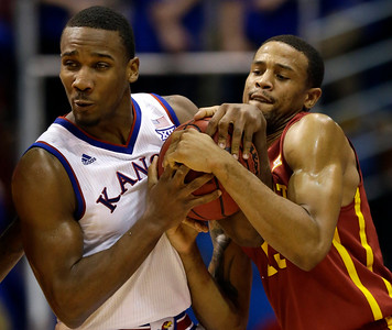 Iowa St Kansas Basketball