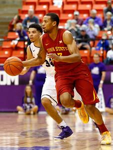Iowa St TCU Basketball