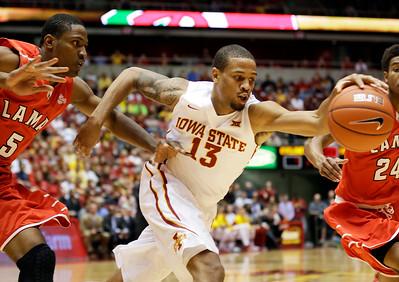 Lamar Iowa St Basketball