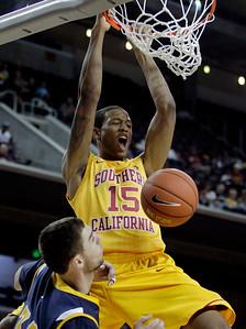 UC Irvine USC Basketball