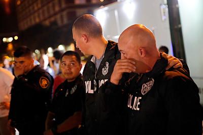 Police Shootings Dallas