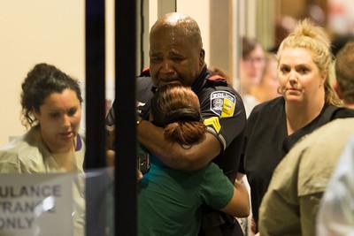APTOPIX Police Shootings Protests Dallas