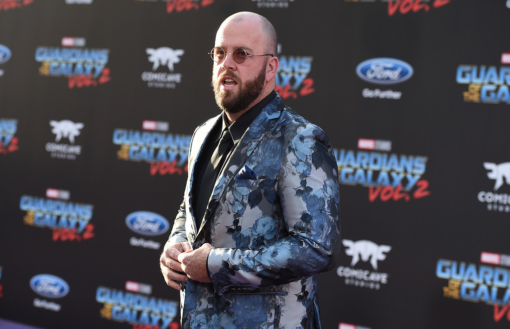 ". Chris Sullivan arrives at the world premiere of ""Guardians of the Galaxy Vol. 2\"" at the Dolby Theatre on Wednesday, April 19, 2017, in Los Angeles. (Photo by Jordan Strauss/Invision/AP)"