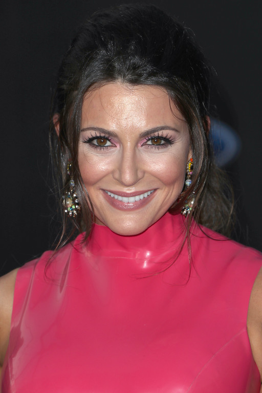 ". HOLLYWOOD, CA - APRIL 19:  Actor Cerina Vincent at the premiere of Disney and Marvel\'s ""Guardians Of The Galaxy Vol. 2\"" at Dolby Theatre on April 19, 2017 in Hollywood, California.  (Photo by Frederick M. Brown/Getty Images)"