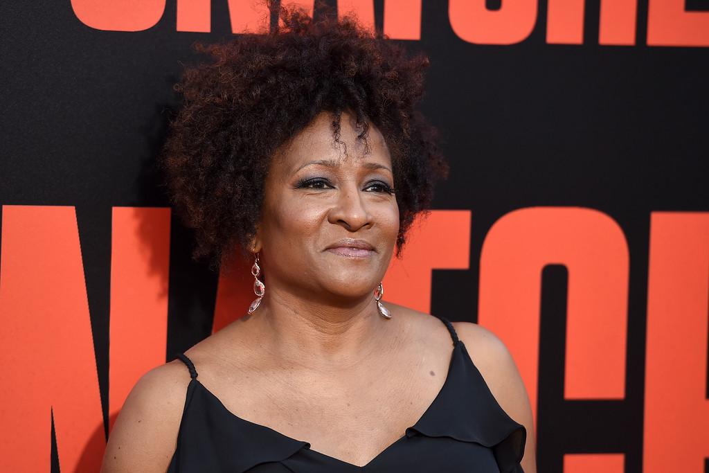 ". Wanda Sykes arrives at the Los Angeles premiere of ""Snatched\"" at the Regency Village Theatre on Wednesday, May 10, 2017. (Photo by Jordan Strauss/Invision/AP)"