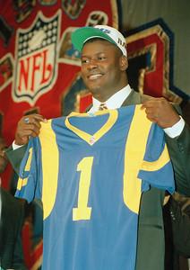 NFL Draft Carter