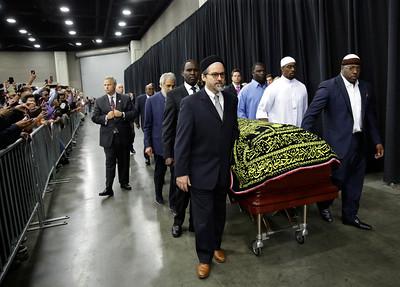 Muhammad Ali Muslim Service