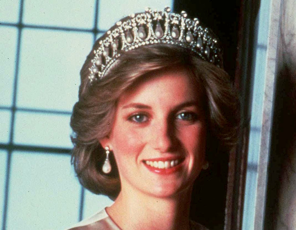 . Britain\'s Princess Diana, in this official 1985 photograph. Diana, the Princess of Wales was born on July 1, 1961. Diana was killed in a car crash in Paris on August 31, 1997.  (AP Photo/File)