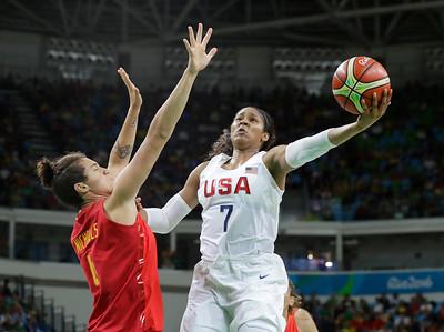 Rio Olympics Basketball Women