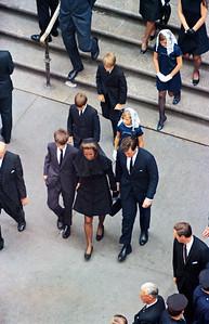 RFK Funeral 1968