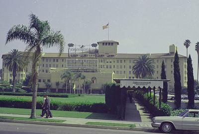 Ambassador Hotel 1968