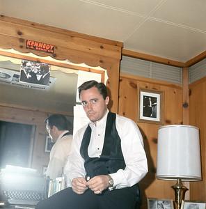 Actor Robert Vaughn