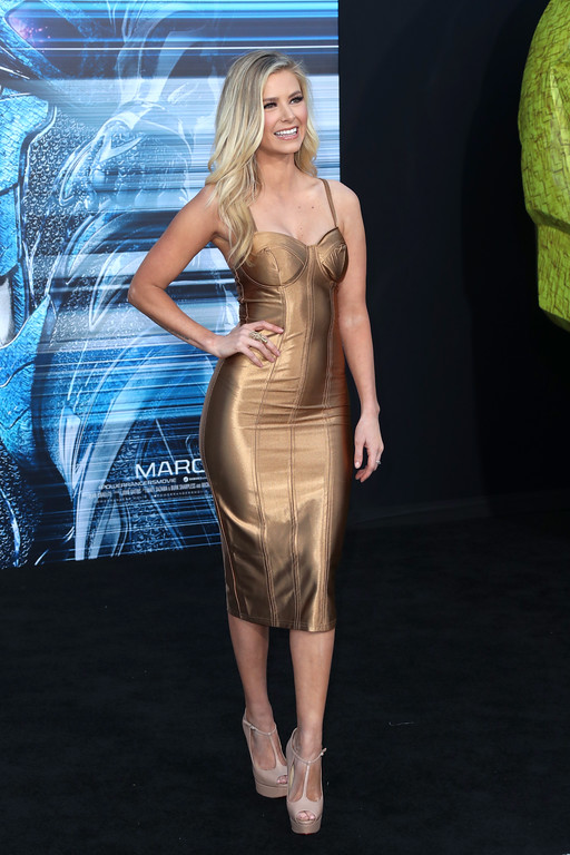 ". WESTWOOD, CA - MARCH 22:  TV personality Ariana Madix at the premiere of Lionsgate\'s ""Power Rangers\"" on March 22, 2017 in Westwood, California.  (Photo by Frederick M. Brown/Getty Images)"