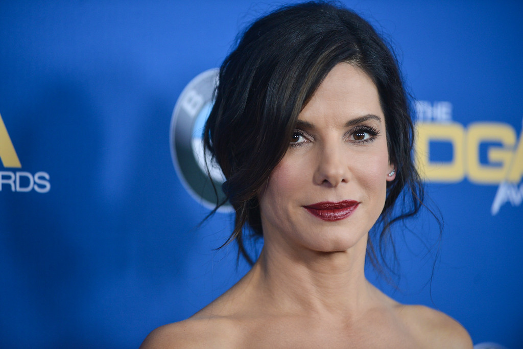 . Sandra Bullock arrives at 66th Annual DGA Awards Dinner at the Hyatt Regency Century Plaza Hotel on Saturday, Jan. 25, 2014, in Los Angeles, Calif. (Photo by Richard Shotwell Invision/AP)