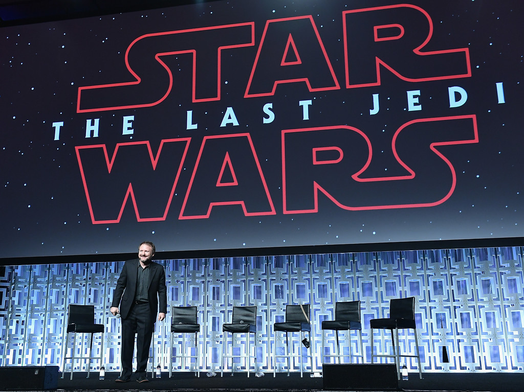 . ORLANDO, FL - APRIL 14: Director Rian Johnson attends the Star Wars Celebration day 02 on April 14, 2017 in Orlando, Florida. (Photo by Gustavo Caballero/Getty Images)