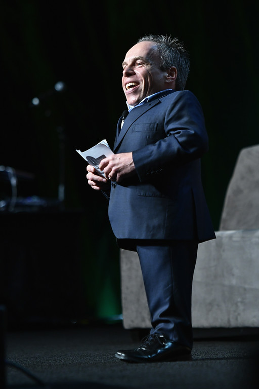 . ORLANDO, FL - APRIL 13:  Warwick Davis attends the Star Wars Celebration Day 1 on April 13, 2017 in Orlando, Florida.  (Photo by Gustavo Caballero/Getty Images)