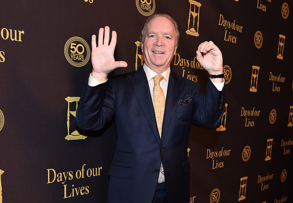 . LOS ANGELES, CA - NOVEMBER 07:  Producer Ken Corday attends the Days Of Our Lives\' 50th Anniversary Celebration at Hollywood Palladium on November 7, 2015 in Los Angeles, California.  (Photo by Vivien Killilea/Getty Images for Days Of Our lives)