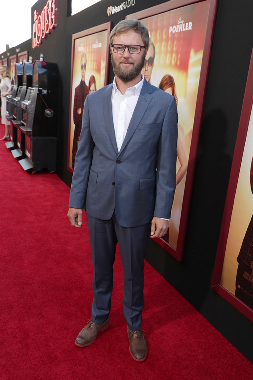 ". Rory Scovel seen at New Line Cinema Presents ""The House\"" Los Angeles Premiere at TCL Chinese Theatre on Monday, June 26, 2017, in Hollywood, CA. (Photo by Eric Charbonneau/Invision for Warner Bros./AP Images)"