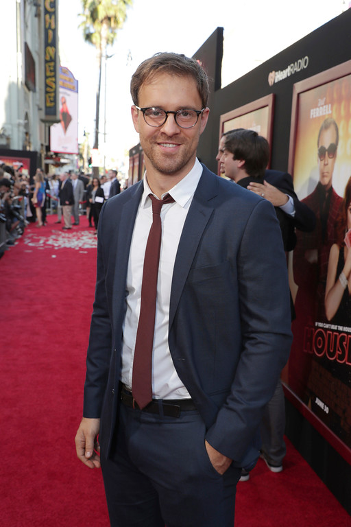 ". Sean Kleier seen at New Line Cinema Presents ""The House\"" Los Angeles Premiere at TCL Chinese Theatre on Monday, June 26, 2017, in Hollywood, CA. (Photo by Eric Charbonneau/Invision for Warner Bros./AP Images)"
