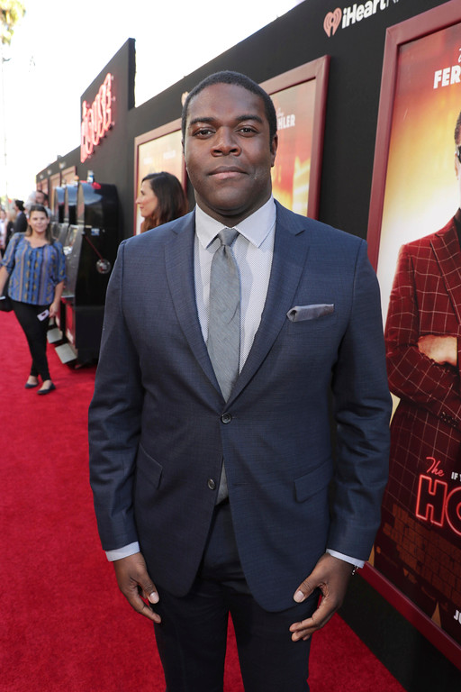 ". Sam Richardson seen at New Line Cinema Presents ""The House\"" Los Angeles Premiere at TCL Chinese Theatre on Monday, June 26, 2017, in Hollywood, CA. (Photo by Eric Charbonneau/Invision for Warner Bros./AP Images)"